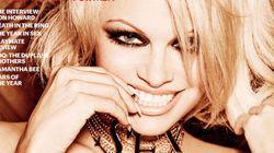 Pamela Anderson sur la Une du dernier