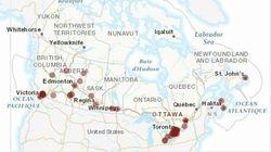 Ailleurs au Canada : Les villes les plus ouvertes à l'arrivée de