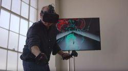 Le père de la Petite Sirène la revisite en 3D grâce à la réalité virtuelle