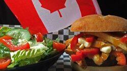 Justin Trudeau a maintenant son burger... avec un ingrédient bien