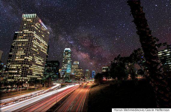 Une VIDÉO qui montre de quoi aurait l'air le ciel en ville s'il n'y avait pas de pollution