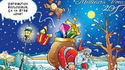 Joyeux Noël et meilleurs vœux pour