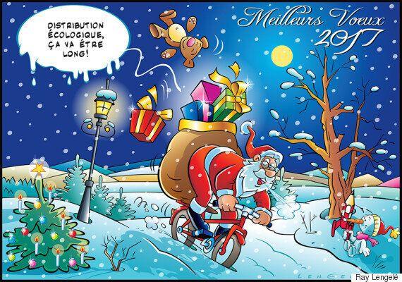 Joyeux Noel Techno.Joyeux Noel Et Meilleurs Vœux Pour 2017 Huffpost Quebec