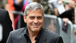 Tapis rouge du TIFF: George Clooney commente le cas de Mohamed
