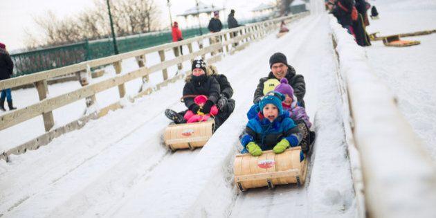 10 activités pour profiter pleinement de l'hiver à