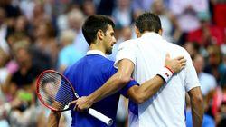 US Open: Djokovic met fin au règne de