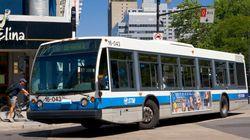 En état d'ébriété, un homme a tenté de voler un autobus de la