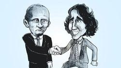 Qu'aurait dit Trudeau à Poutine? Le tout dernier concours des