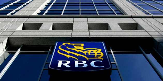 The headquarters of RBC Bank, the U.S. unit of Royal Bank of Canada, stand in Raleigh, North Carolina,...