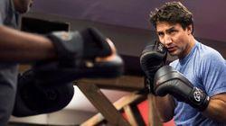 Trudeau boxe, Mulcair attaque et Harper se fait