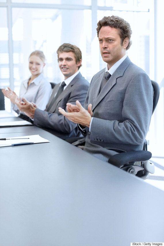 Les acteurs de «Unfinished Business» participent à une séance de photos