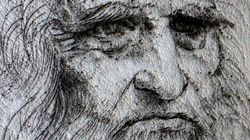 Une fresque de Léonard de Vinci exposée à