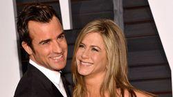 Jennifer Aniston est mariée!