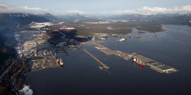 Pipeline Northern Gateway : victoire majeure des Premières Nations contre