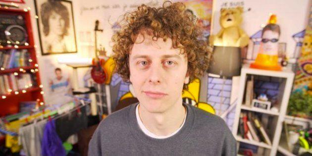 Norman Thavaud, le YouTubeur le plus connu de France, à Juste pour