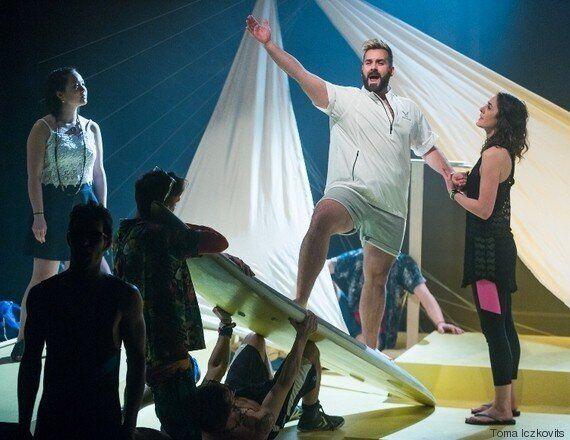«La vague parfaite»: l'opéra