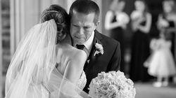 Mariage: Des moments d'émotion à l'état pur
