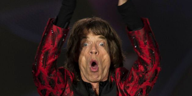 Mick Jagger a un huitième enfant à 73