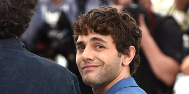 Xavier Dolan poses for photographers during a photo call for the Jury, at the 68th international film...