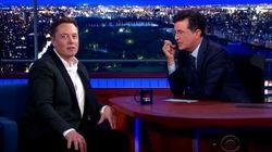 Elon Musk propose de lâcher des bombes nucléaire sur Mars