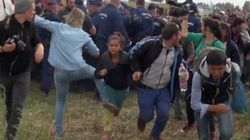 La journaliste hongroise qui a frappé des migrants dit avoir