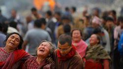 Népal: maintenant 5 000 morts et le sol continue de