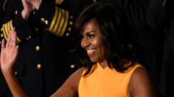 Michelle Obama épate pour le dernier discours sur l'état de