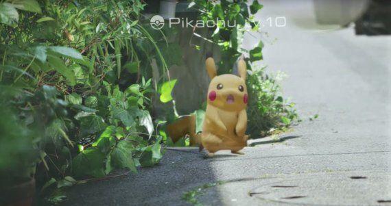 Pokémon Go: Attrapez-les tous, dans le monde réel