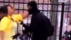 Ce jeune homme n'aurait pas dû se mêler aux émeutes à Baltimore