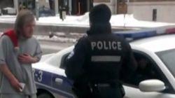 Qui est l'itinérant qu'un policier montréalais avait menacé d'attacher à un