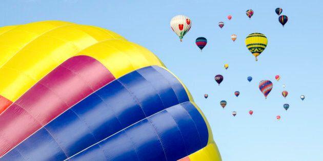 L'International des montgolfières de Saint-Jean-sur-Richelieu est un festival à vocation familiale dont le thème central est la montgolfière. L'événement se tient annuellement au mois d'août et dure neuf jours. En 2010, le festival a attiré 400 000 visiteurs.