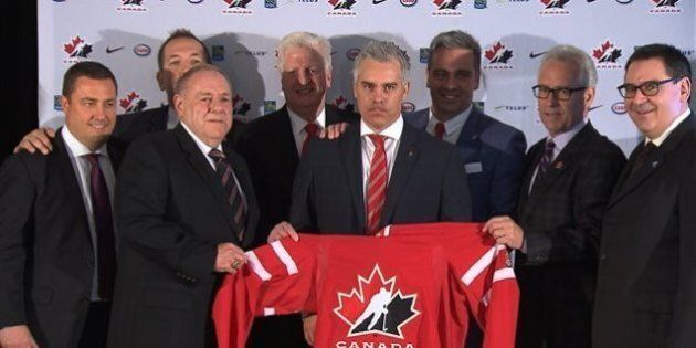 Dominique Ducharme à la tête d'Équipe Canada