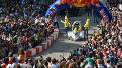 Course Red Bull Boîte à savon : Voyez toutes les équipes affronter le