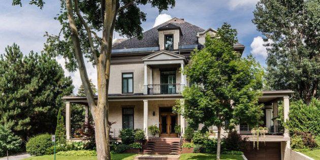 La maison de François Legault est en vente pour 4,9M$