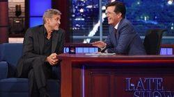 Stephen Colbert s'installe dans le fauteuil de Letterman au «Late