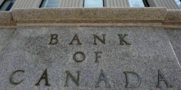 La Banque du Canada maintient son taux directeur à