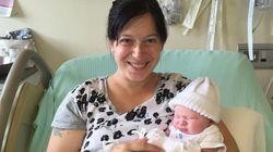 La députée du NPD Christine Moore donne naissance en pleine