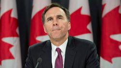 L'économie canadienne croît moins vite que