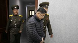 Corée du Nord: le pasteur canadien emprisonné creuse des trous toute la
