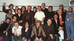 L'influence de David Bowie sur le rock immortalisée en une
