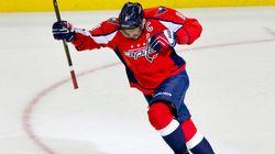 Ovechkin atteint le plateau des 500