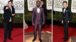 Golden Globes: les hommes restent classiques