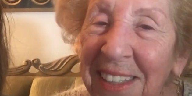 À 89 ans, cette survivante de l'holocauste va réaliser son rêve grâce aux