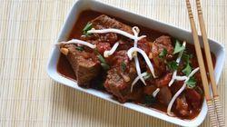 Vite fait, bien fait: Sauté de bœuf au curry