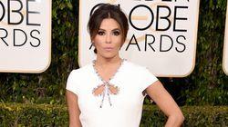 Golden Globes 2016: le blanc à l'honneur sur le tapis rouge
