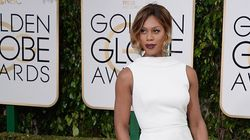 Golden Globes: magnifique, Laverne Cox fait passer un message d'espoir