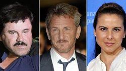 Entrevue d'El Chapo par Sean Penn: rien d'illégal, selon un grand