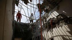 Un missile touche un centre médical de MSF au