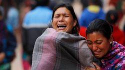 Népal : un nouveau bilan fait état de plus de 4000