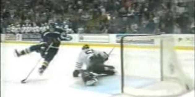 Le meilleur des pires tirs de pénalité au hockey